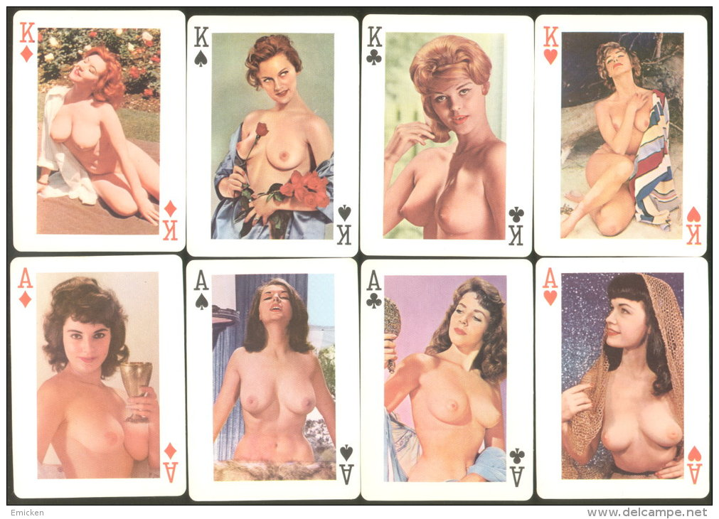Naked Cards 119