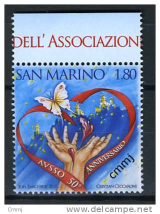 2010 - SAINT-MARIN - SAN MARINO - A.V.S.S.O. - MNH - (**) -  New Mint - Saint-Marin