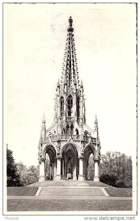 Publicité-Chocolat Martougin -Bruxelles-Laeken-Monumen T Léopold I Er - Werbepostkarten