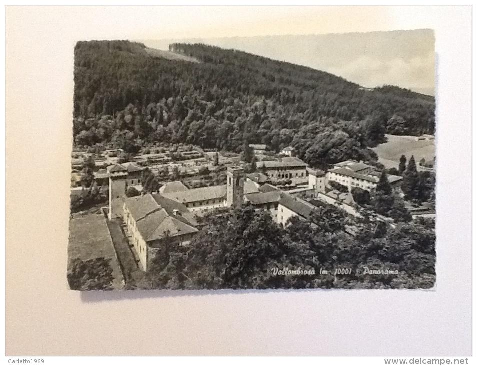 VALLOMBROSA PANORAMA VIAGGIATA DEL 1962 - Firenze