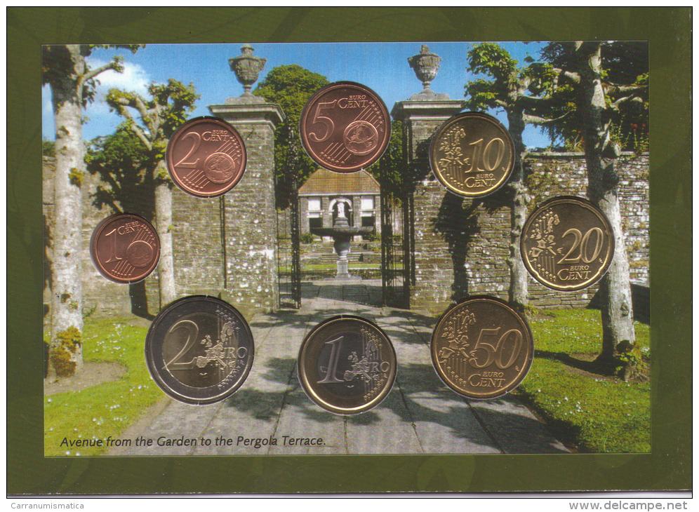 IRLANDA SERIE EURO 2005 - UNCIRCULATED COIN SET 2005 - Irlanda