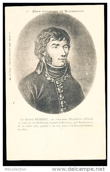 88 SAINT NABORD / Le Général Humbert / - Saint Nabord
