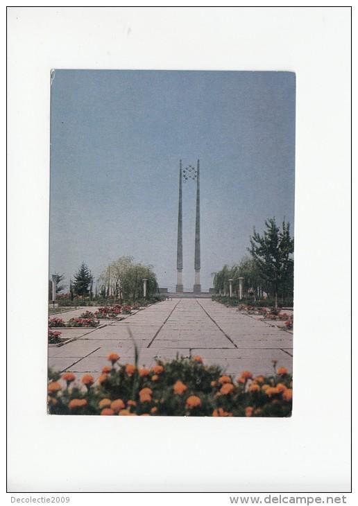 ZS46707  Dushanbe   2 Scans - Tadjikistan