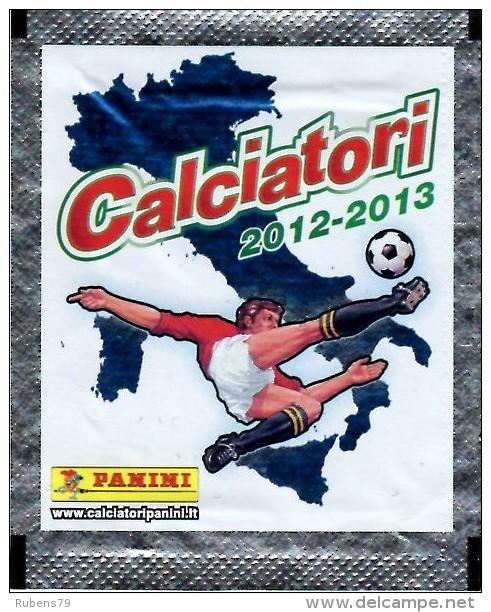 FIGURINE CALCIATORI PANINI LOTTO 50 BUSTINE 2012-2013 SIGILLATE - Edizione Italiana