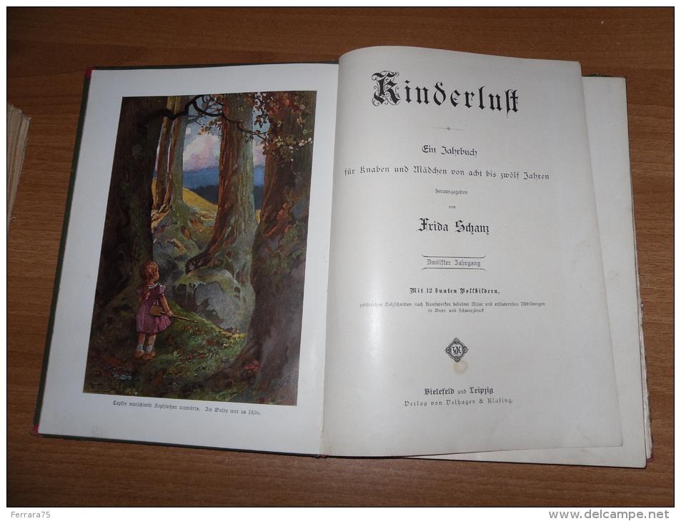 Kinderlust: Schanz, Frida Primi 900 - Libri Per Bambini