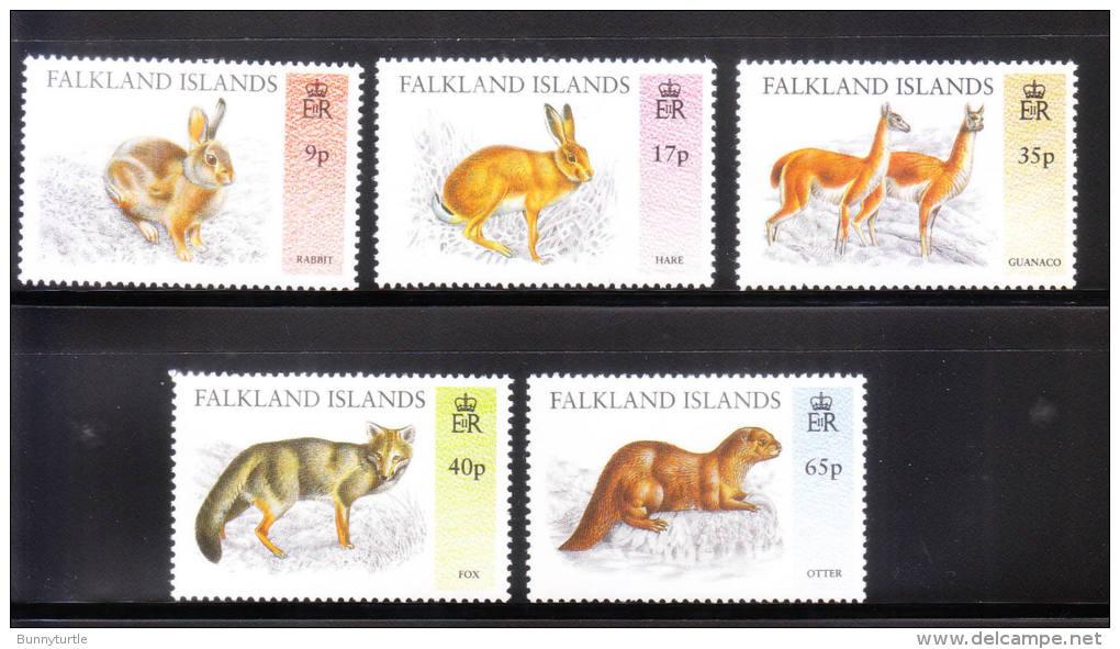 Falkland Islands 1995 Wild Animals MNH - Falkland