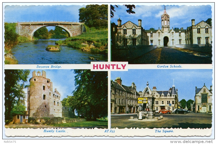 HUNTLY : MULTIVIEW - Aberdeenshire