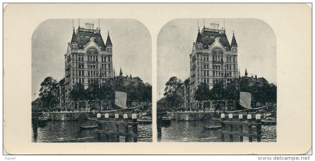 Nederland, Rotterdam, Witte Huis, Nr.18 - Stereoscoopen