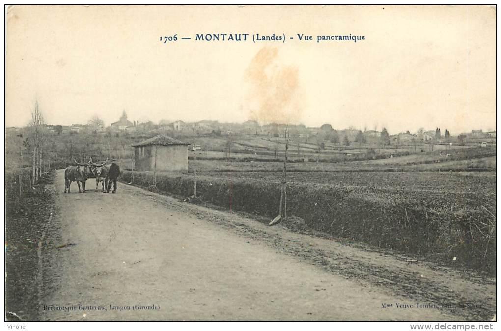 Réf : B -13-2775  :  Montaut - France