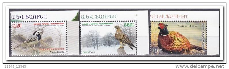 Nagorno Karabaki 2013 Postfris MNH Birds - Postzegels