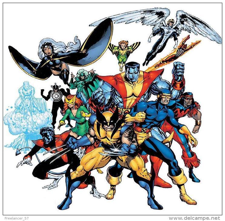 Marvel Comics X-Men 1981-1992, 223-book Collection [Free Shipping] - Books, Magazines, Comics