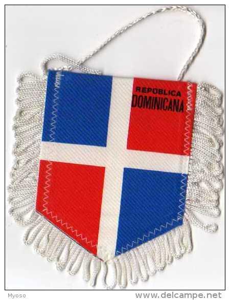 Fanion Republica Dominicana - Altre Collezioni