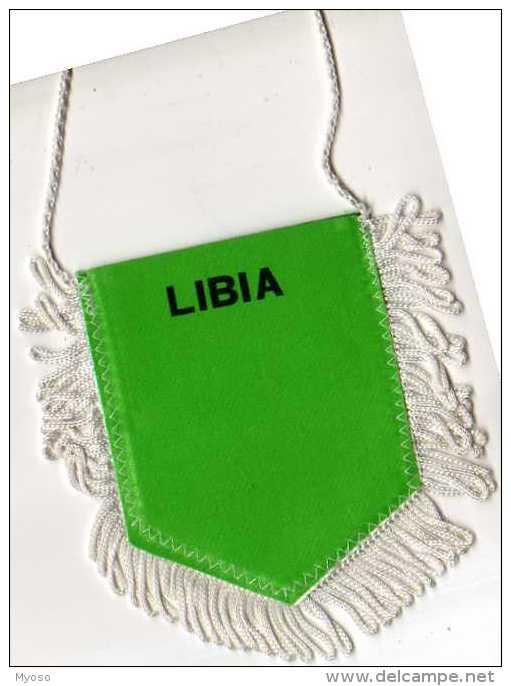 Fanion Libia - Altri