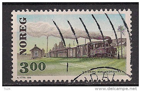 Norwegen  (1996)  Mi.Nr.  1213  Gest. / Used  (ca70) - Norwegen
