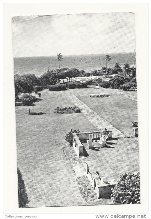 Cp, Trinidad, Sam Lord' S Castle,  Front Gardens - Trinidad