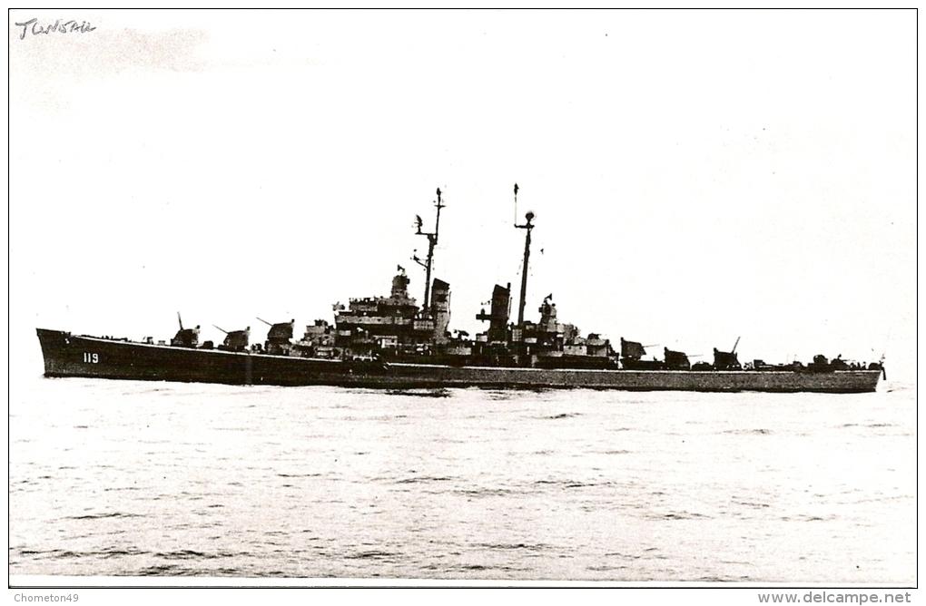 """CROISEUR """" USS JUNEAU  """" US Navy - Guerra"""