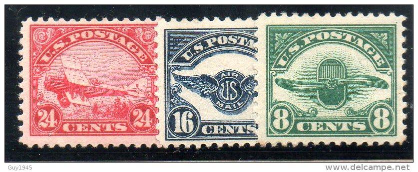 ETATS-UNIS : PA N° 4/6 * - Air Mail