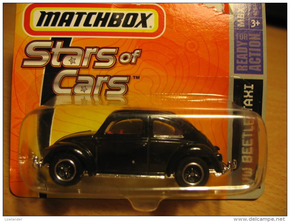 MATCHBOX STARS OF CARS VOLKSWAGEN 1200 1962 - Matchbox