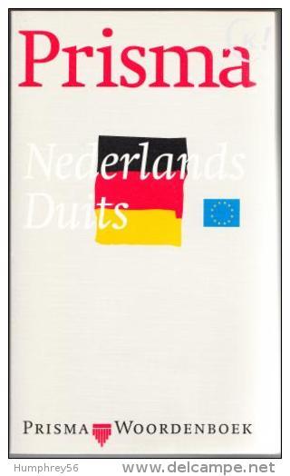 """Drs. G.A.M.M. VAN DER LINDEN - Woordenboek """"Nederlands-Duits"""" - Dictionaries"""