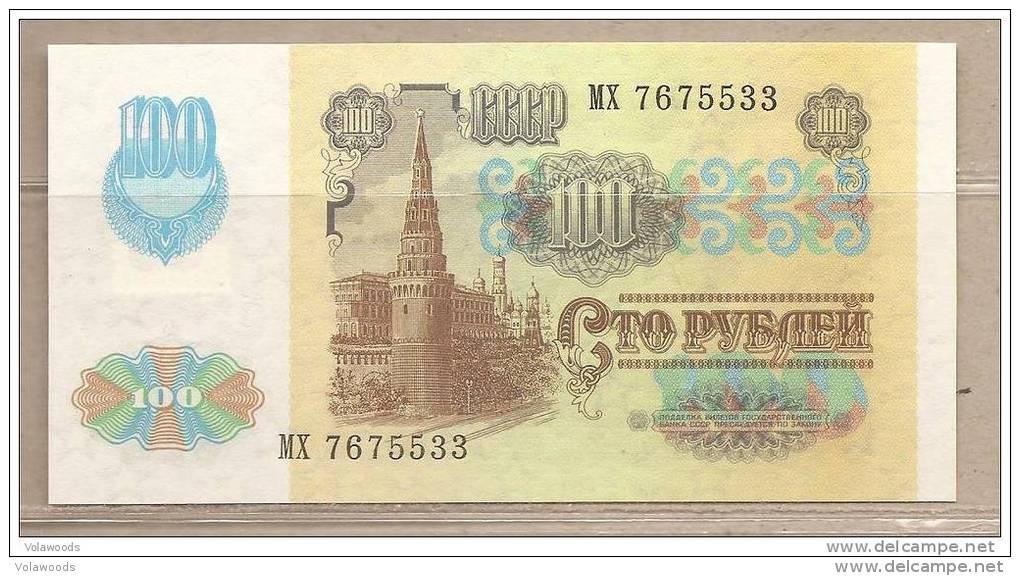 Transnistria - Banconota Non Circolata Da 100 Rubli - Moldova