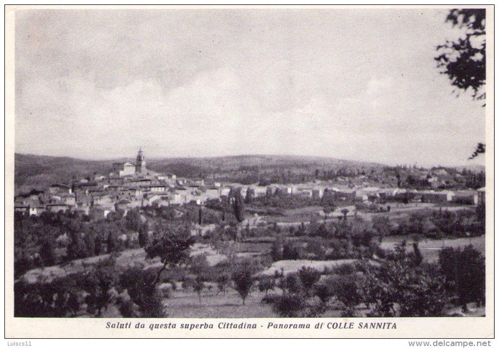 COLLE  SANNITA....SCORCIO .. BENEVENTO...CAMPANIA - Autres Villes