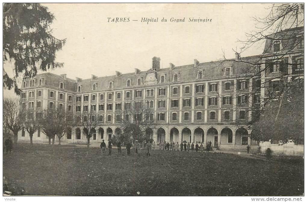 B-13-3134 :  Tarbes Hôpital - Tarbes