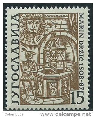 Jugoslavia 1958 Nuovo** - Mi.853  Yv.755 - 1945-1992 Repubblica Socialista Federale Di Jugoslavia