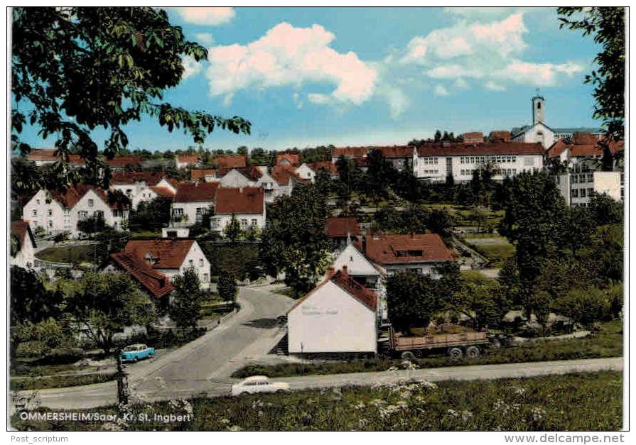 Allemagne -  Ommersheim - Kr. St Ingbert - Mandelbachtal - Saarpfalz-Kreis