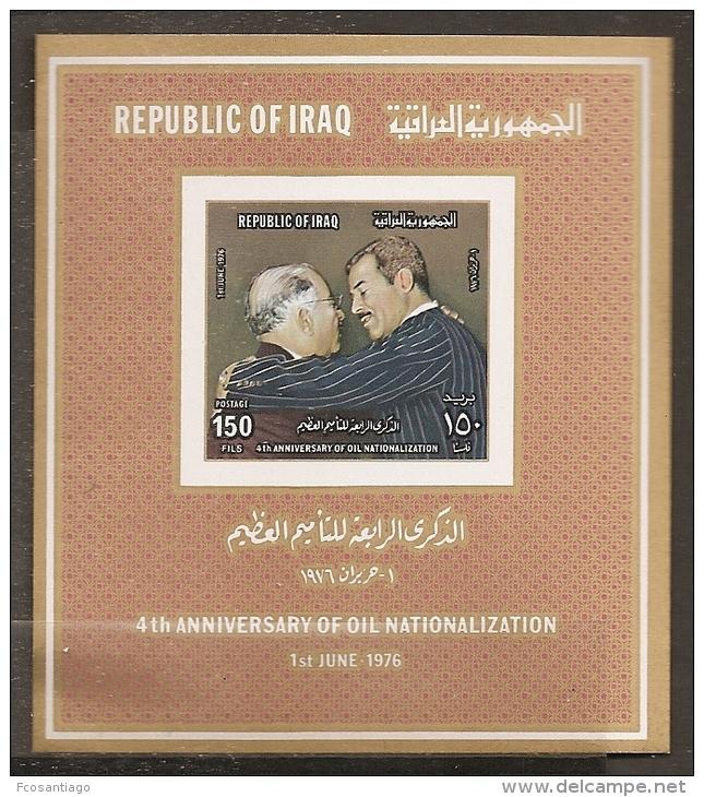 IRAK 1976 - Yvert #H25 - MNH ** - Irak
