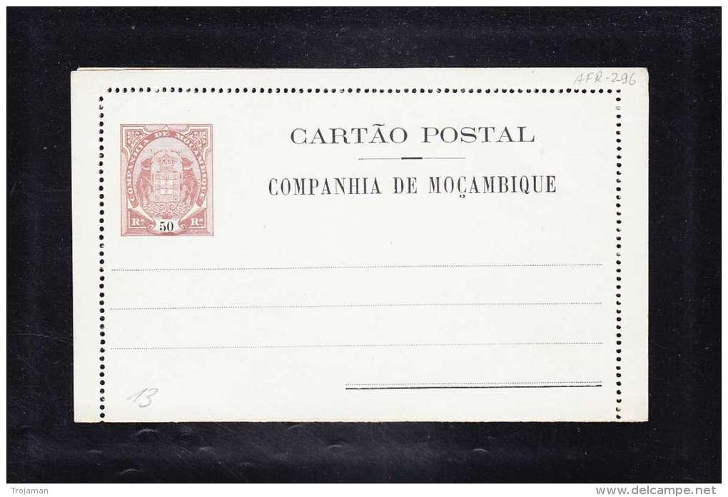 AFR2-96 MOZAMBIQUE BEIRA ALFANDEGA - Mozambique