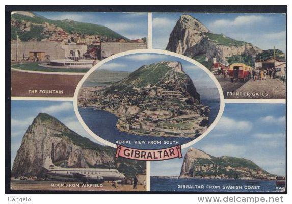 WA689 GIBRALTAR - Gibilterra