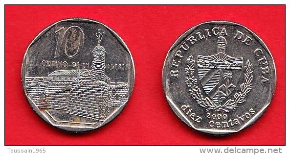 Républica De Cuba (Réf 46) 10 Centavos 2000 - Cuba
