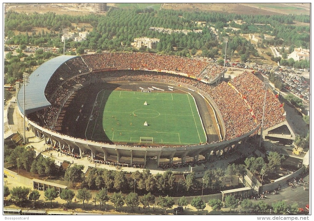 Lecce Le - Stadio Via Del Mare. Italia. Estadio. Stade. Stadium. Stadion. Futebol. Football. Calcio. Fútbol. - Soccer