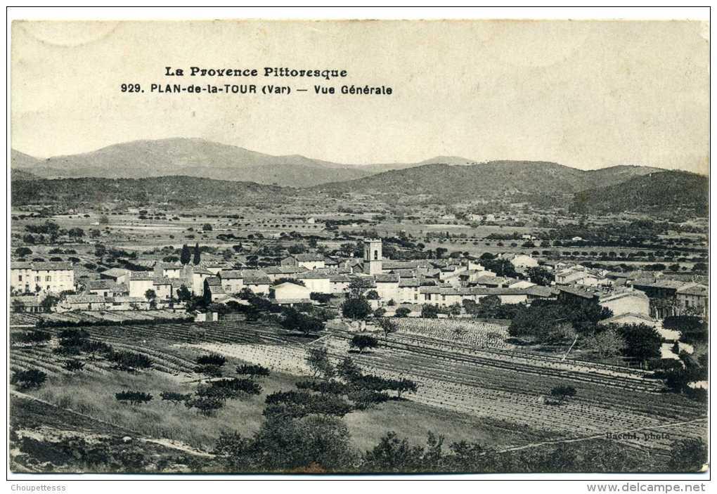 83 - Plan De La Tour - Vue Générale  N° 929 - Autres Communes