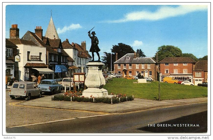 WESTERHAM : THE GREEN - England