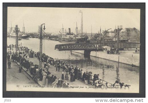 44 - Saint Nazaire - Le Pont Roulant - 26523** - Saint Nazaire