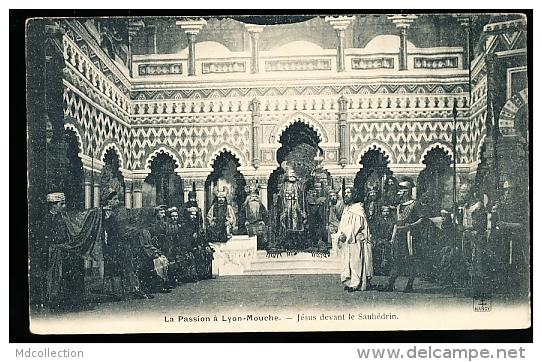 69 LYON 07 / La Passion à Lyon-Mouche, Jésus Devant Le Sanhédrin / - Lyon