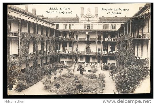 69 LYON 07 / Hôpital St Joseph / - Lyon