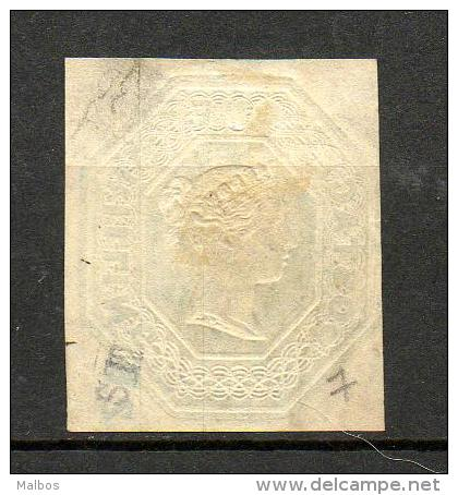 """GB   1847  (o)   S&G# 54   Number Ww -   Hight Quality  - Cancelled """"498"""" Manchester - 1840-1901 (Victoria)"""