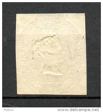 GRANDE BRETAGNE   1847  (o)   S&G# 60     Number 2ww  - Higt Quality - 1840-1901 (Victoria)