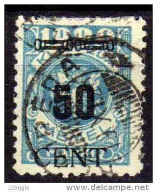 Memel (Klaipeda) 1923 Mi 191, Gestempelt [090913L] @ - Memelgebiet