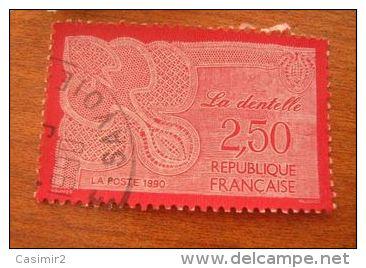 TIMBRE OBLITERE ET NETTOYE  YVERT N° 2631 - Frankreich