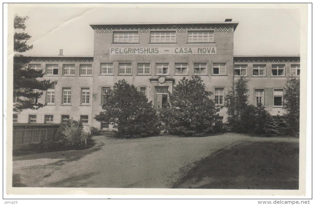 Nederland/Holland, Heilig Landstichting, Pelgrimshuis, 1946. Knik L-boven - Nederland