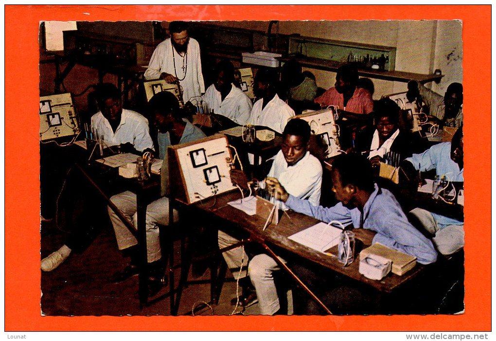 """Petit Séminaire De NASSO - Classe De Physique N°4 """"La Savane""""  : (non écrite Et Non Voyagée) BURKINA Faso - Burkina Faso"""