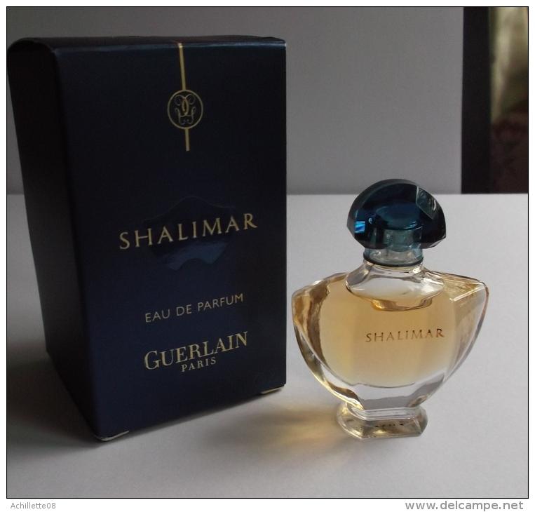 miniature de parfum shalimar eau de parfum 5 ml boite. Black Bedroom Furniture Sets. Home Design Ideas