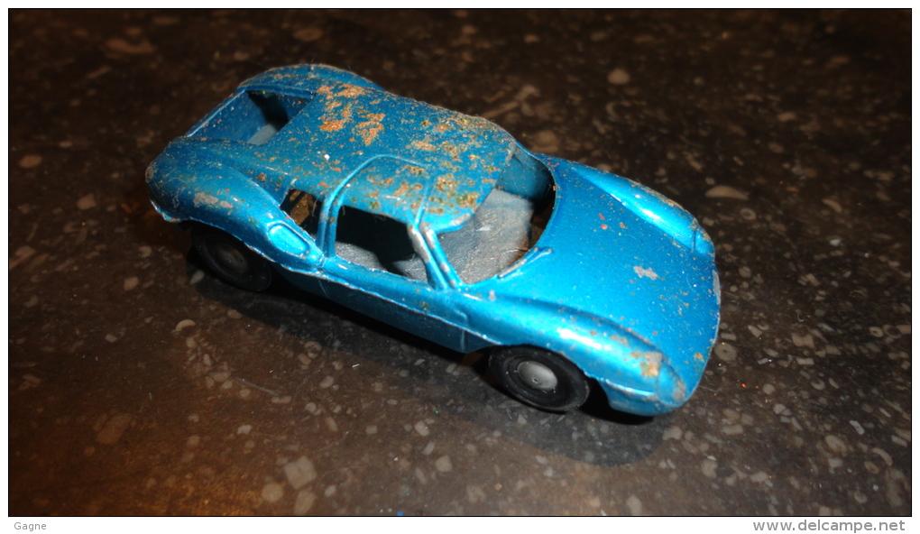 13 - Voiture De Course Lola GT By MArx Patend Hong Kong - Autres Collections