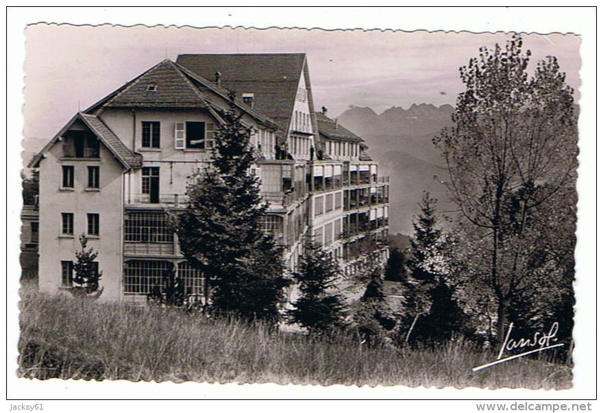 38- Saint Hilaire Du Touvet -sanatorium De L'A.M.M. Et La Chaine De Belledonne - Saint-Hilaire-du-Touvet