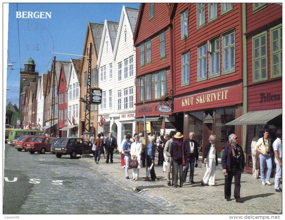 (124) Norway - Bergen - Norway