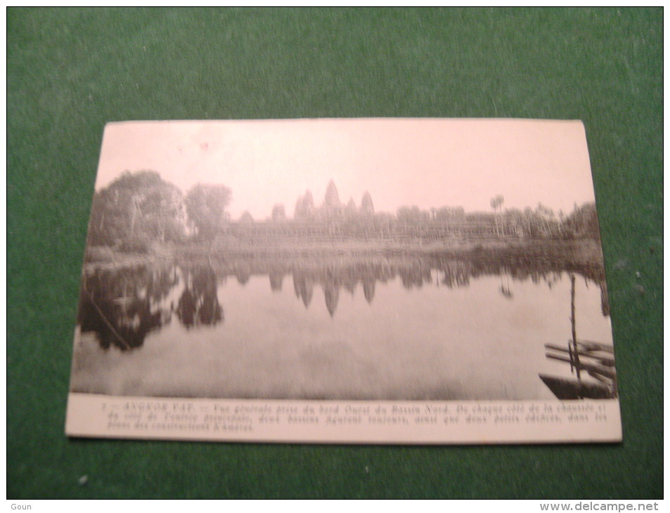 BC5-3-1 LC42 Angkor Vat Cambodge - Cambodge