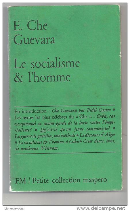 Oeuvres I Le Socialisme & L'homme De E. Che Guevara  N°19 FM Petite Collection Maestro - Politique